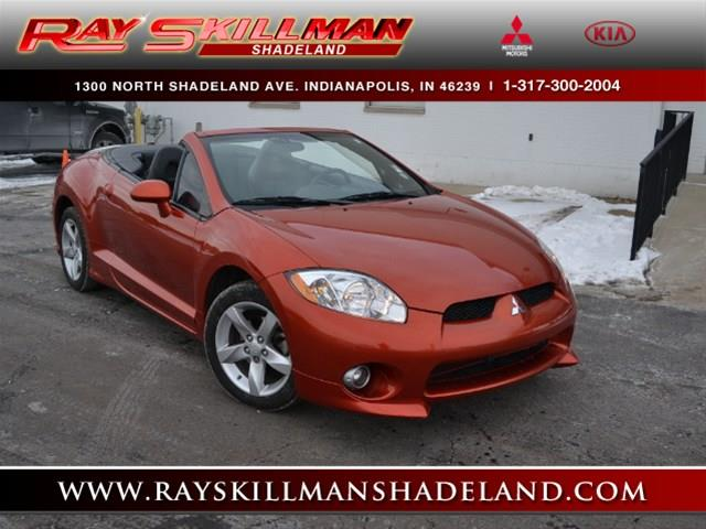 2008 mitsubishi eclipse spyder Hollywood motors st louis mo