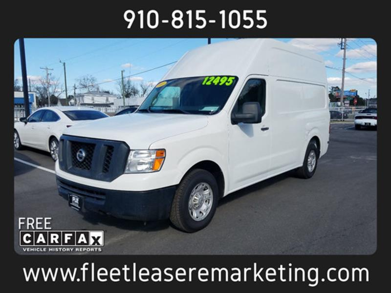 Used Nissan NV Cargo For Sale in Naples, FL - Carsforsale.com