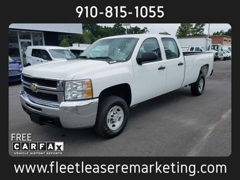 2010 Chevrolet Silverado 2500HD for sale in Wilmington, NC