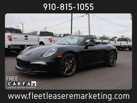 2013 Porsche 911 for sale in Wilmington, NC
