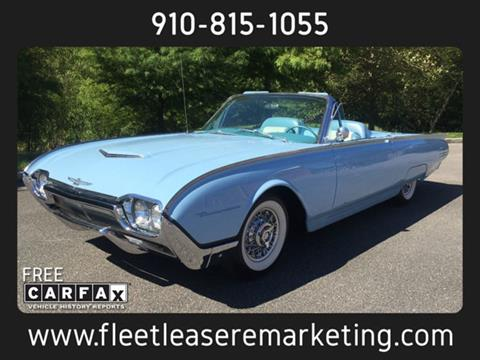 1961 Ford Thunderbird for sale in Wilmington, NC