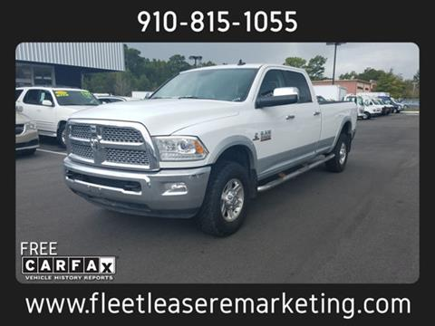 2013 RAM Ram Pickup 2500 for sale in Wilmington, NC