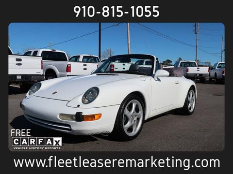 1995 Porsche 911 for sale in Wilmington, NC