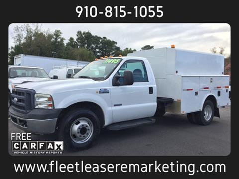 2007 Ford F-350 Super Duty for sale in Wilmington, NC