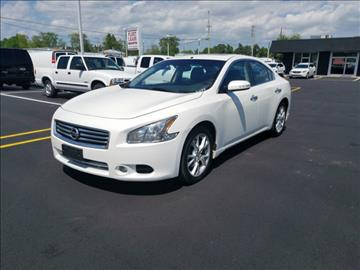 2012 Nissan Maxima for sale in Wilmington, NC