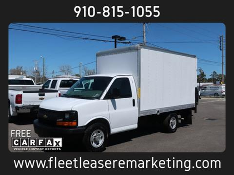 2014 Chevrolet Express Cutaway for sale in Wilmington, NC