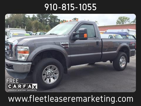 2008 Ford F-250 Super Duty for sale in Wilmington, NC