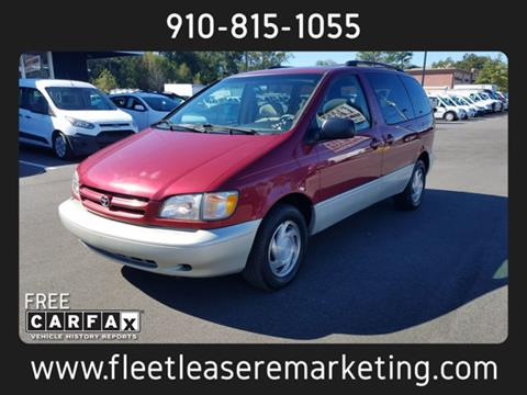 1999 Toyota Sienna for sale in Wilmington, NC
