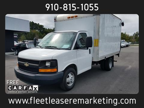 2012 Chevrolet Express Cutaway for sale in Wilmington, NC