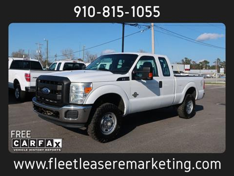 Used F 250 Super Duty For Sale >> 2012 Ford F 250 Super Duty For Sale In Wilmington Nc