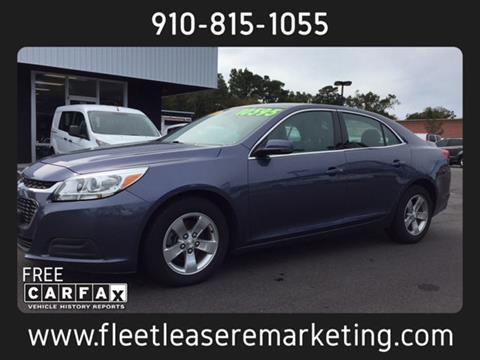 2014 Chevrolet Malibu for sale in Wilmington, NC