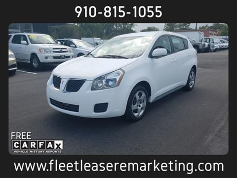 2010 Pontiac Vibe for sale in Wilmington, NC