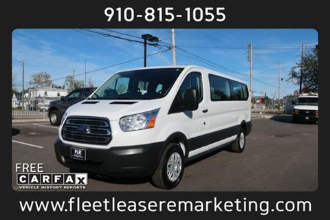 804b9c8e1346a6 2017 Ford Transit Passenger for sale in Wilmington