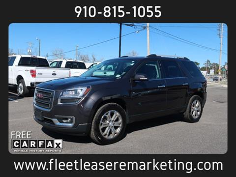 2015 GMC Acadia for sale in Wilmington, NC
