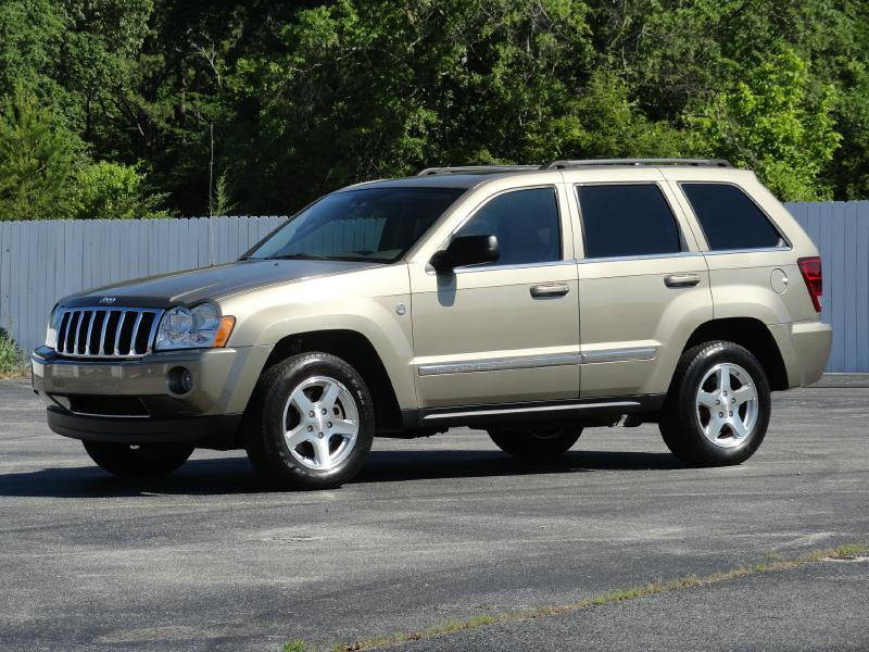 2005 Jeep Grand Cherokee 4dr Limited 4WD SUV - Chattanooga TN