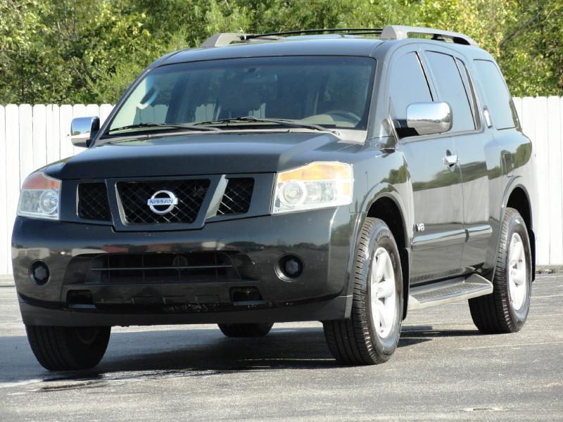2008 Nissan Armada 4x2 SE FFV 4dr SUV - Chattanooga TN