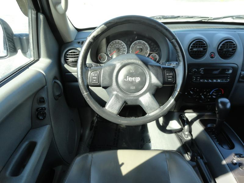 2007 Jeep Liberty Sport 4dr SUV 4WD - Chattanooga TN