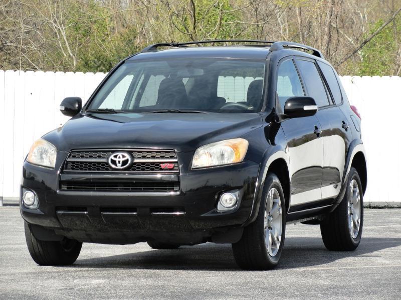 2009 Toyota RAV4 4x4 Sport 4dr SUV V6 - Chattanooga TN