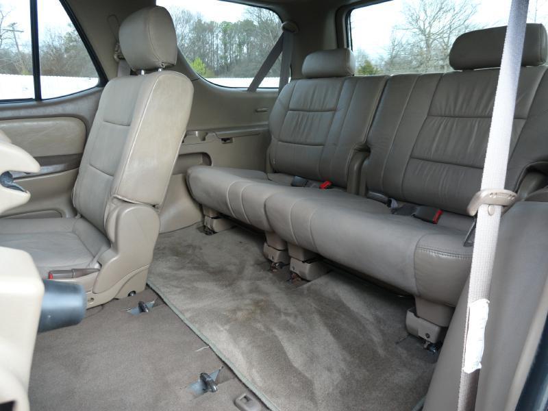 2001 Toyota Sequoia SR5 2WD 4dr SUV - Chattanooga TN