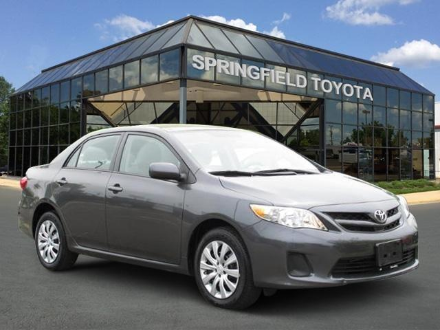 2012 Toyota Corolla for sale in Sterling VA