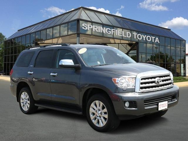 2013 Toyota Sequoia for sale in Sterling VA