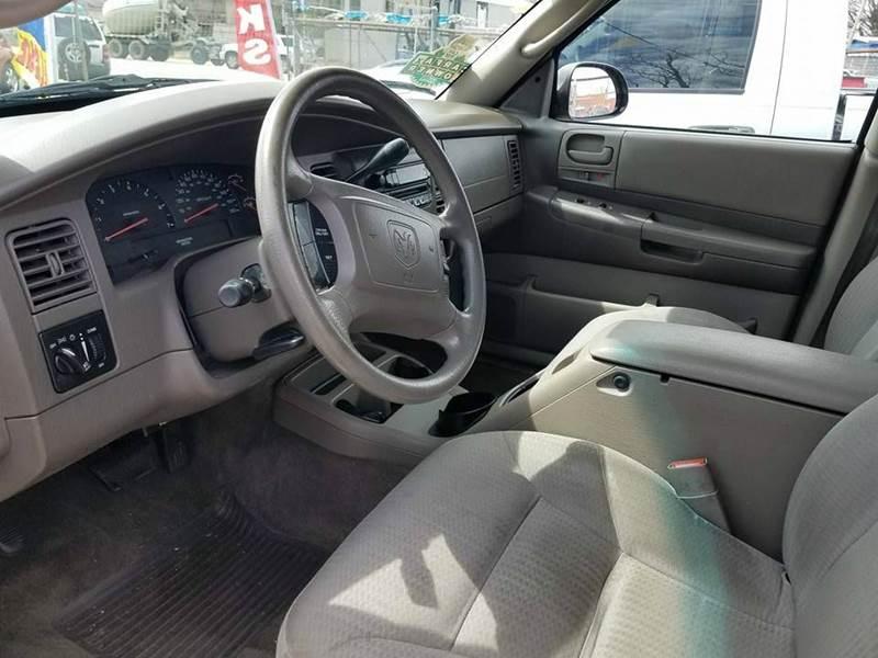 2002 Dodge Durango SXT 4WD 4dr SUV - Greenville SC