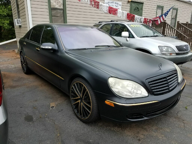 2003 Mercedes-Benz S-Class S 600 4dr Sedan - Greenville SC