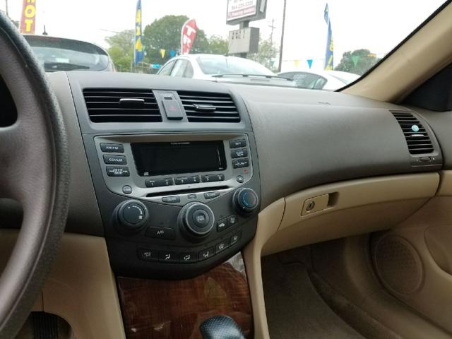 2007 Honda Accord EX 4dr Sedan (2.4L I4 5A) - Greenville SC
