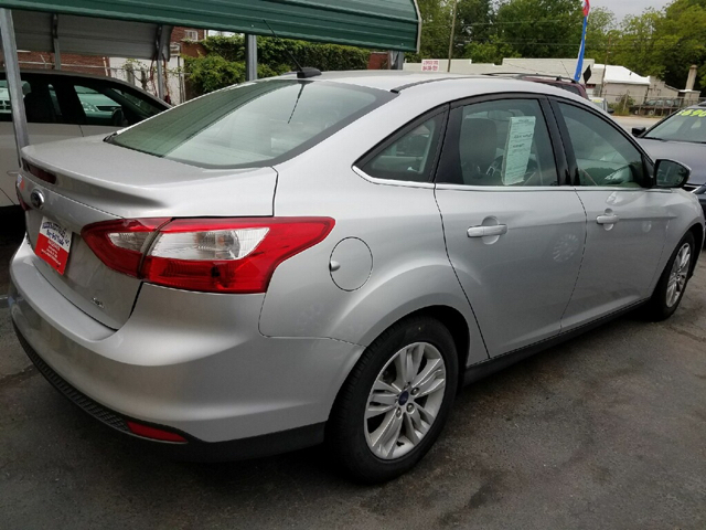 2012 Ford Focus SEL 4dr Sedan - Greenville SC