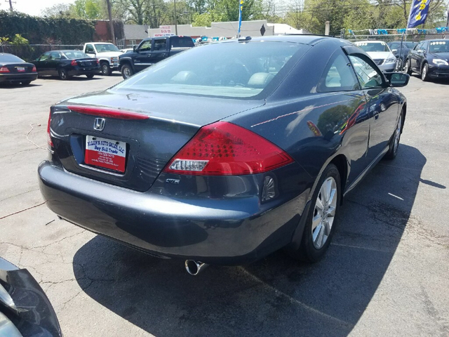 2007 Honda Accord EX-L V-6 2dr Coupe (3V5A) - Greenville SC