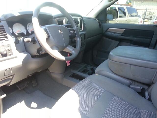 2007 Dodge Ram Pickup 1500 SLT 4dr Mega Cab SB - Greenville SC