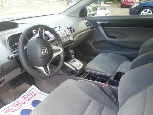 2009 Honda Civic LX 2dr Coupe 5A - Greenville SC