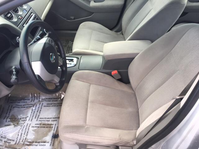 2011 Nissan Altima 2.5 4dr Sedan - Greenville SC