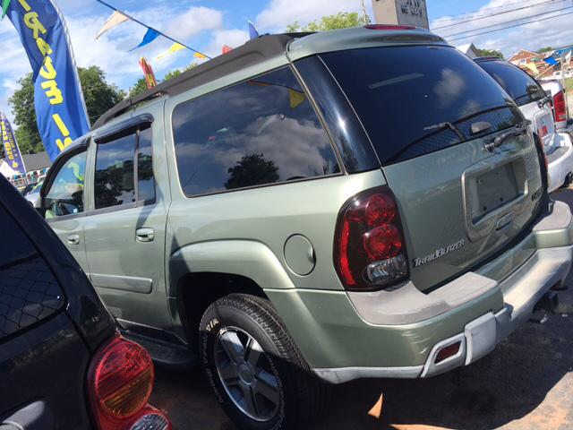 2004 Chevrolet TrailBlazer EXT LT 4WD 4dr SUV - Greenville SC