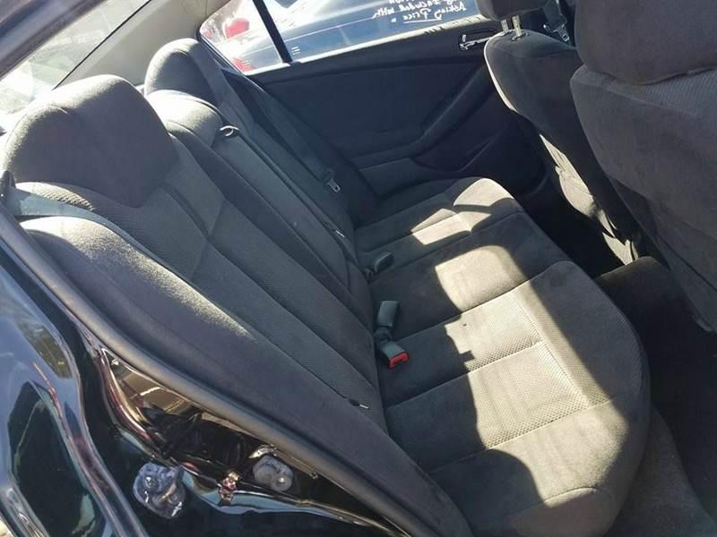2009 Nissan Altima 2.5 S 4dr Sedan CVT - Greenville SC