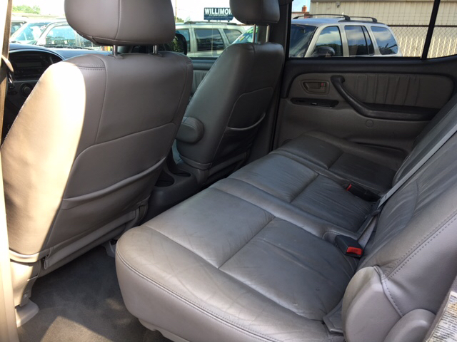 2003 Toyota Sequoia Limited 4WD 4dr SUV - Greenville SC