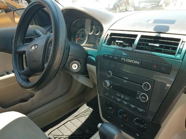 2009 Ford Fusion SE 4dr Sedan - Greenville SC