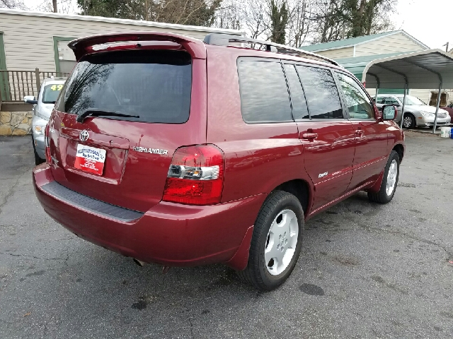 2007 Toyota Highlander Limited AWD 4dr SUV w/3rd Row - Greenville SC