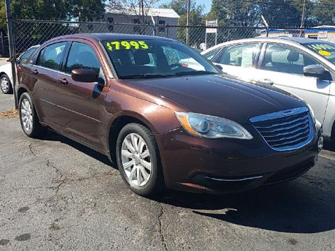 2013 Chrysler 200 for sale in Greenville, SC