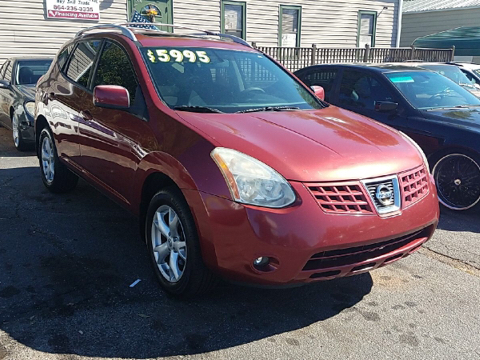 2008 Nissan Rogue for sale in Greenville, SC