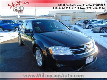 Dodge Avenger For Sale Pueblo Co Carsforsale Com