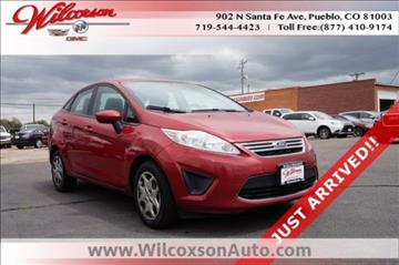 2011 Ford Fiesta for sale in Pueblo, CO