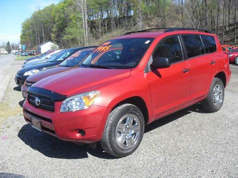 2008 Toyota RAV4 for sale in Dansville, NY