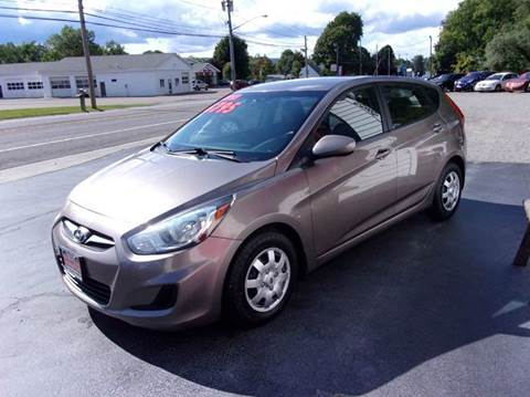 2013 Hyundai Accent for sale in Dansville, NY