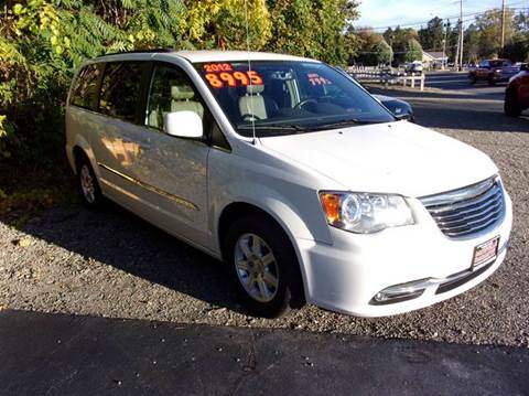 2012 Chrysler Town and Country for sale in Dansville, NY