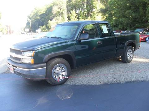 2005 Chevrolet Silverado 1500 for sale in Dansville, NY