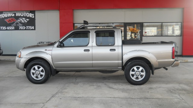 2003 nissan frontier for Young motors shelbyville tn