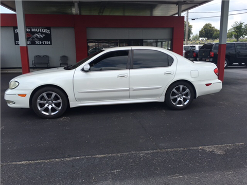 2002 infiniti i35 for sale for Young motors shelbyville tn