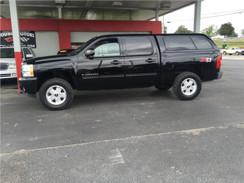 Chevrolet silverado 1500 for sale shelbyville tn for Young motors shelbyville tn