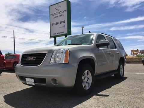 2007 GMC Yukon for sale in El Paso, TX